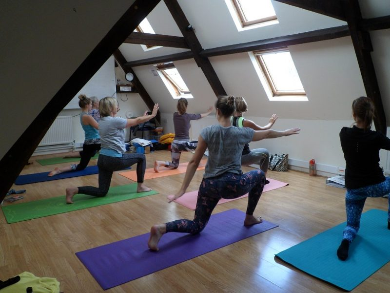 x yoga teacher