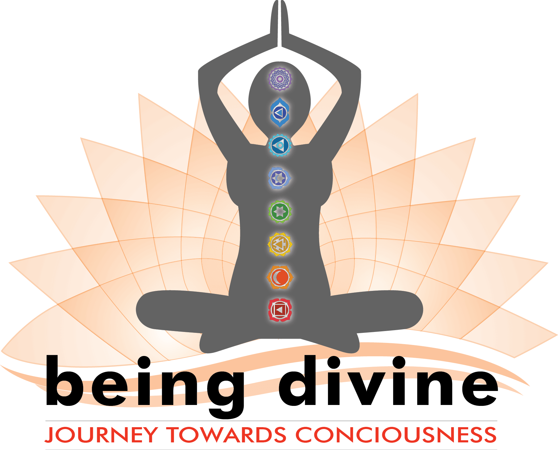 being divine - journey towards consciousness