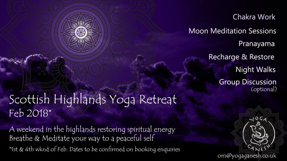 Scottish Highland Yoga Retreat | Yoga Bliss Hub Directory